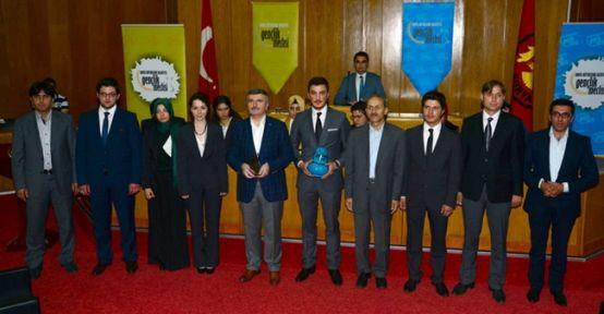 Büyükşehir Belediyesi Gençlik Meclisi'nin Genel Kurulu Yapıldı