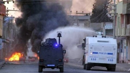 Ceylanpınar'da seçim gerginliği: 15 gözaltı