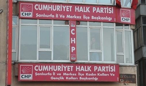 CHP Urfa İl başkanı belli oldu