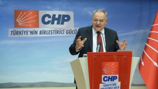 CHP Urfa kararını verdi