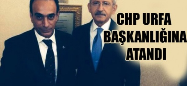 CHP Urfa Teşkilatında olağan toplantı