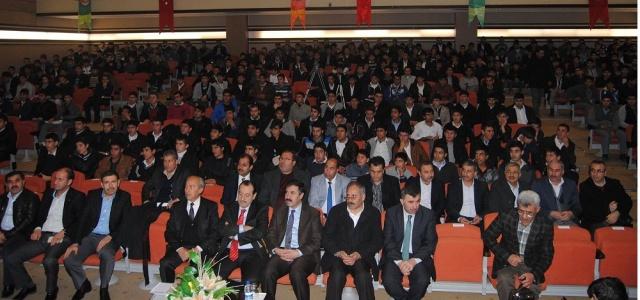 'Çözüm Süreci' konferansı