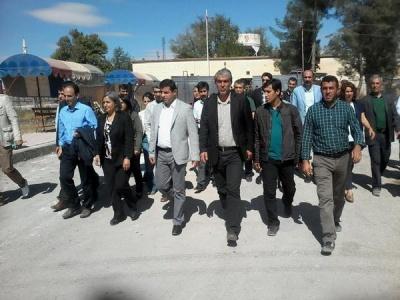 Demirtaş, Kobani'ye geçti