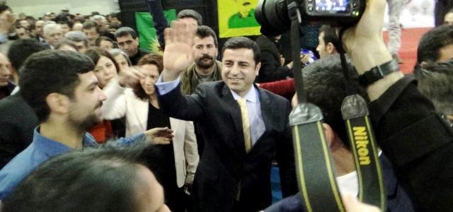 HDP Urfa Eş başkanları seçildi