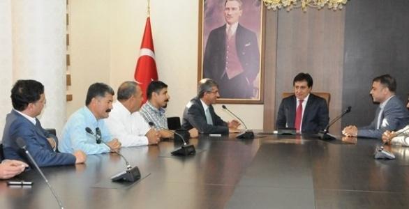 Diyarbakır STK'ları Urfa'da
