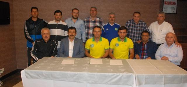 Ekinci'den Urfaspor'a çifte transfer