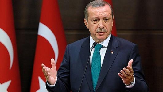 Erdoğan'dan TSK'ya 'hazır olun' emri