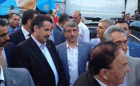 Erdoğan'ı yalnız bırakmadı