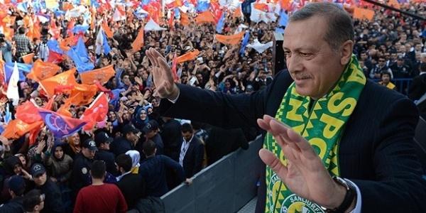 Erdoğan,Mahmur Kampını değerlendirdi...