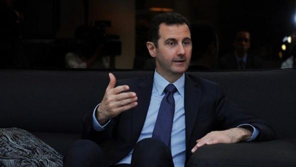 Esad'dan flaş açıklama