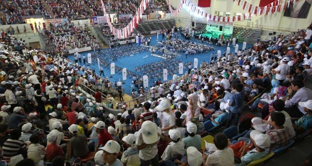 Eyyübiye Belediyesi, 13 bin öğrenciyi sevindirdi