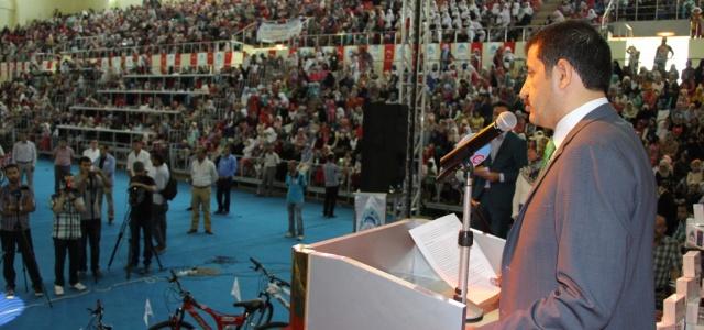 Eyyübiye Belediyesi Türkiye'de bir ilki gerçekleştirdi