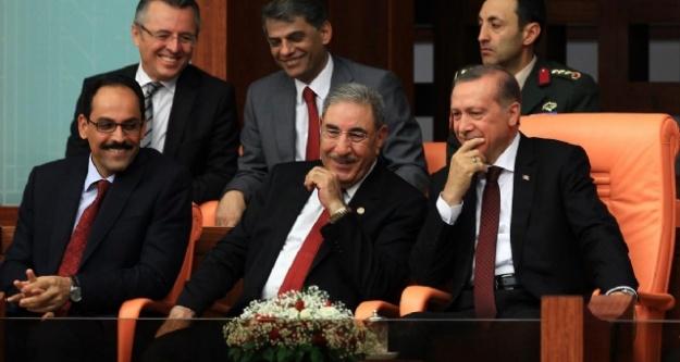 Eyyüpoğlu ve Erdoğan yan yana!