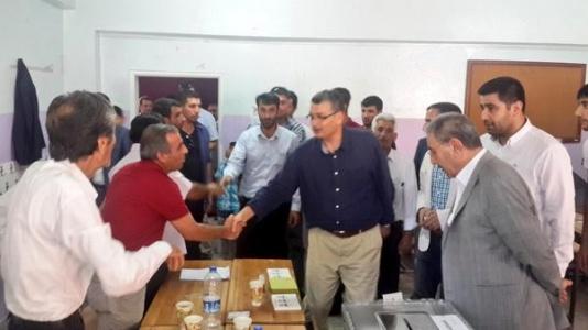 Eyyüpoğlu:Yeni bir Türkiye kuruluyor.