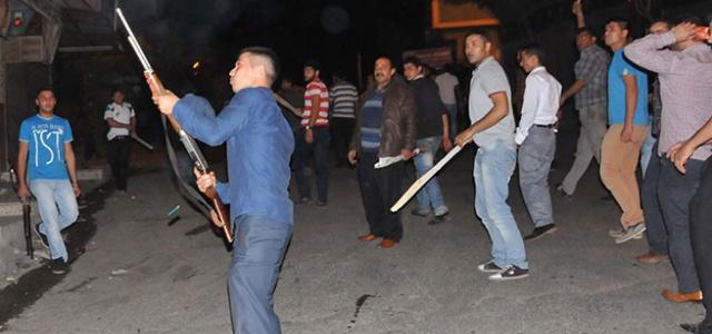 Gaziantep'te Kobani çatışması:4 ölü