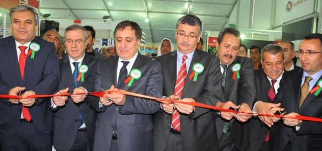 Gıda, tarım ve hayvancılık fuarı açıldı