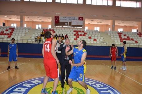 Harran'da turnuva heyecanı...