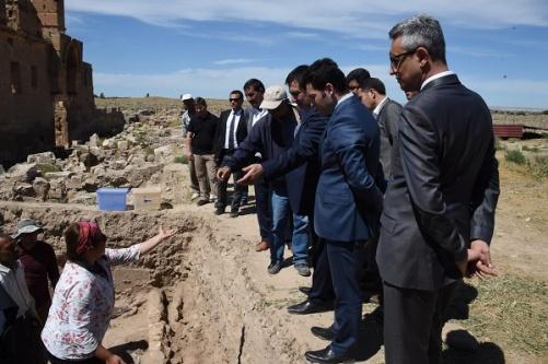 Harran'daki kazılar sürüyor