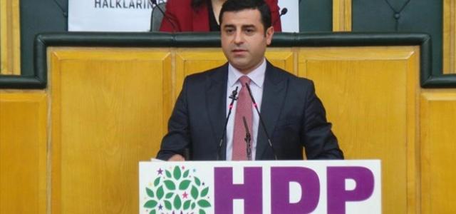 HDP Heyetiyle sürpriz görüşme!