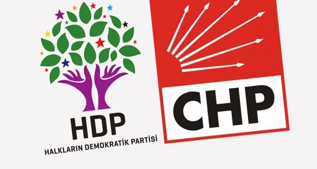HDP ile CHP ittifak mı yapacak?