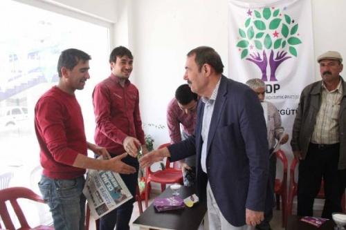 HDP komisyon kurdu