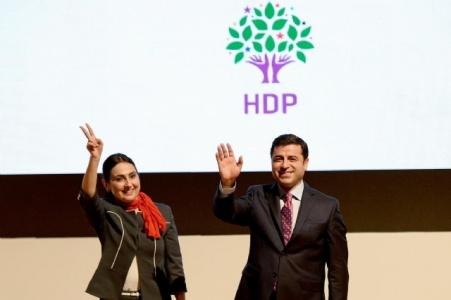 HDP, seçim bildirgesini açıkladı