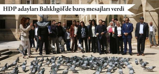HDP, seçim startını dualarla verdi