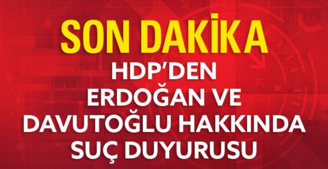 HDP'den flaş karar