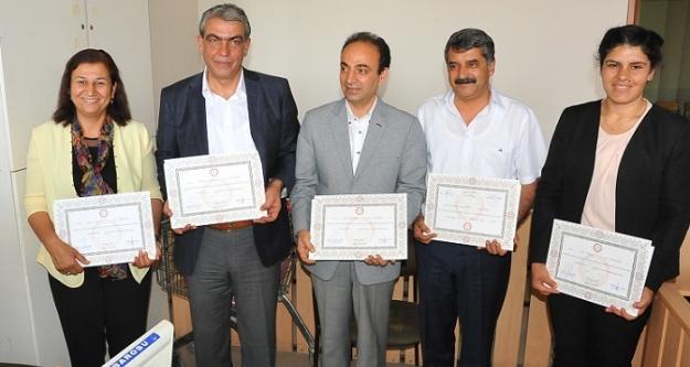 HDP'li vekiller mazbatalarını aldı
