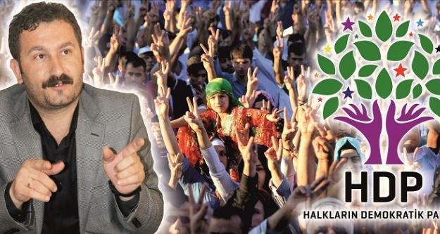 HDP'li Yavuz'dan çağrı