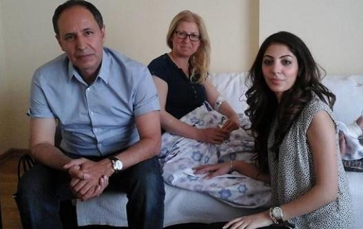HDP'nin Urfa adayı trafik kazası geçirdi