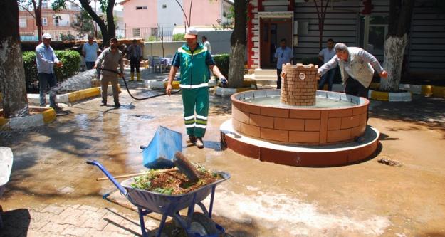 Hilvan'da Ramazan Hazırlıkları Devam Ediyor