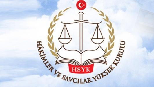 HSYK'dan Şanlıurfa'ya atama