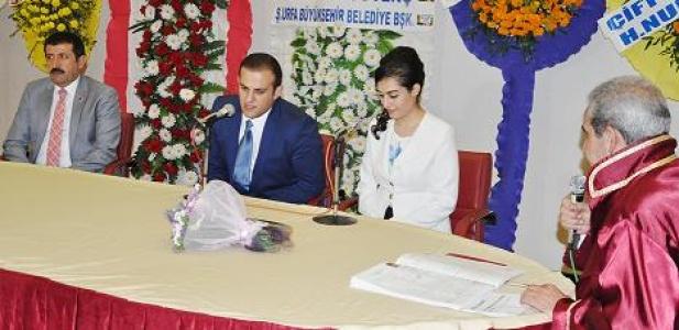 İki başkanı buluşturan düğün