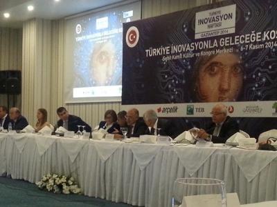 İnovasyon toplantısına Harran Üniversitesi'nden üst düzey katılım
