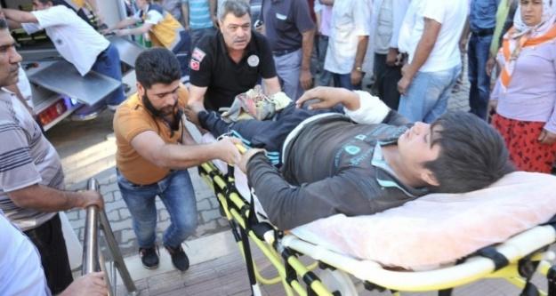 IŞİD Kobani'ye saldırdı