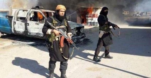 IŞİD bakın nasıl haber yaptırdı?