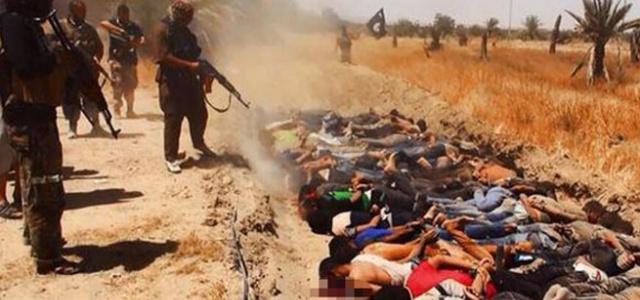 IŞİD'den aşiret katliamı