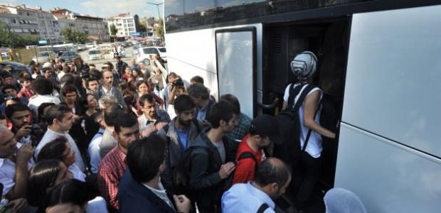 IŞİD'le savaşmak için Suruç'a geliyorlar