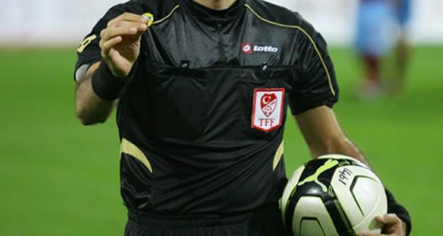İşte Adanaspor maçının hakemi...