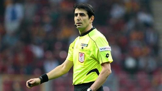 İşte Osmanlıspor maçının hakemi...