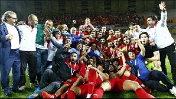İşte Süper Lig'e çıkan son takım...
