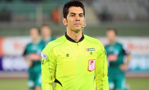 İşte Urfaspor-Antep B.B. maçının hakemi