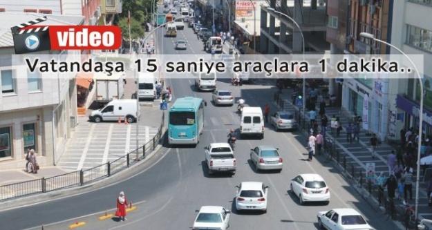 Kadri Erdoğan Caddesi Tehlike Saçıyor
