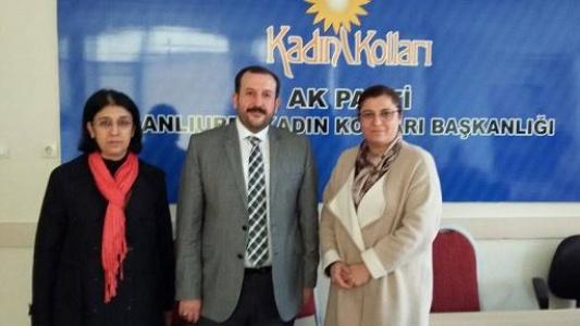 Karahan'dan anlamlı ziyaret