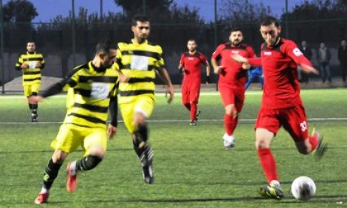 Karaköprü, 3 puanı 3 golle aldı