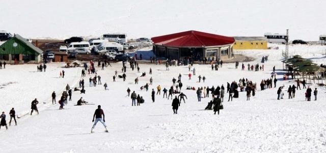 Kayak sezonu açıldı