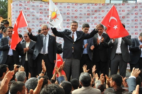 Kısasta AK Parti'ye yoğun ilgi