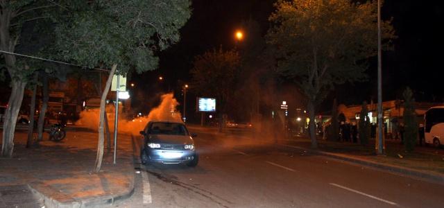 Urfa sokakları karıştı...