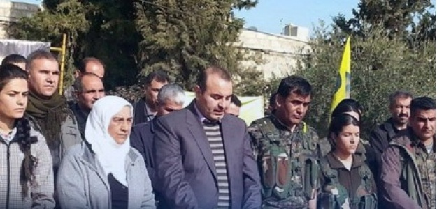 Kobani'den ortak mesaj!